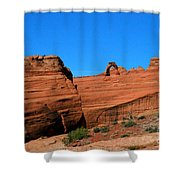 Arches National Park, Utah Usa - Delicate Arch Shower Curtain