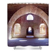 Arches Of Sunshine Shower Curtain