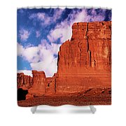Arches Pano Shower Curtain