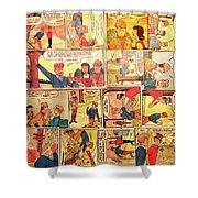 Archie Comics Shower Curtain