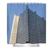 Architectural Abstract - 167 Shower Curtain