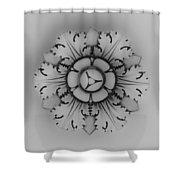 Architectural Element 1 Shower Curtain