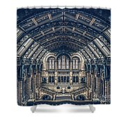 Architectural Reflections Shower Curtain