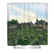 Architecture Edinburgh II Shower Curtain