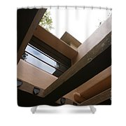 Architecture Fallingwater  Shower Curtain