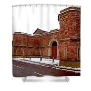 Architecture In England  Shower Curtain
