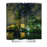 Architecture Of Residential Scottsdale Shower Curtain