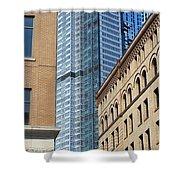 Architextures Shower Curtain