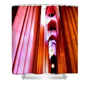 Archways Of St.john The Divine Shower Curtain