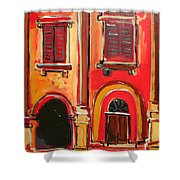 Arco Di Firenze Shower Curtain