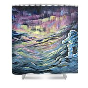 Arctic Experience Shower Curtain