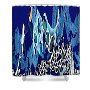 Arctic Sea Shower Curtain