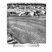 Arctic Wilderness Shower Curtain by James Billings