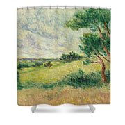 Arcy Sur Cure Shower Curtain