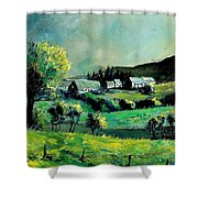 Ardennes 79 Shower Curtain
