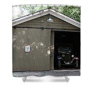 Ardenwood Historic Farm Garage Shower Curtain