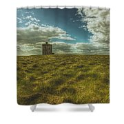 Ardmore Lookout Tower Shower Curtain