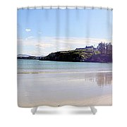 Downings Donegal Ireland  Shower Curtain