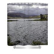 Ardvreck Castle Shower Curtain