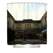 Arena Shower Curtain