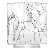 Aretha Shower Curtain