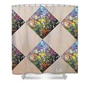 Argile Shower Curtain