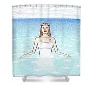 Ariadne Shower Curtain