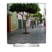 Arica Chile Shower Curtain