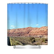 Arizona 17 Shower Curtain