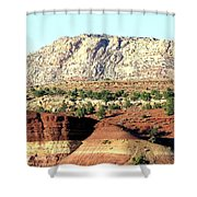 Arizona 18 Shower Curtain