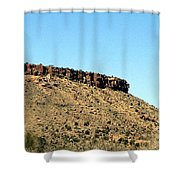 Arizona 2 Shower Curtain