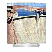 Arizona 20 Shower Curtain