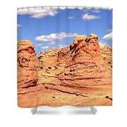 Arizona Candyland Shower Curtain