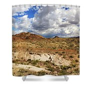 Arizona Cliffs Shower Curtain