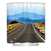 Arizona Highways Shower Curtain