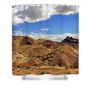 Arizona Hills Shower Curtain