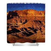 Arizona Mesa 4 Shower Curtain