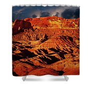 Arizona Mesa 5 Shower Curtain