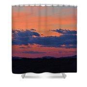 Arizona Sunset 10 Shower Curtain