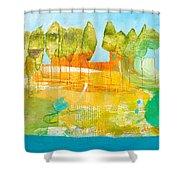 Ark Shower Curtain