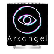 Arkangel Shower Curtain