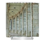 Arlington Cemetary Shower Curtain