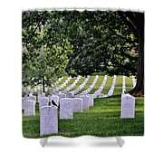 Arlington Shower Curtain