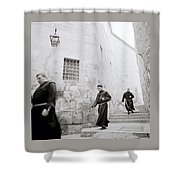 Armenian Quarter Jerusalem Shower Curtain