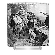 Arminius Shower Curtain
