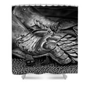 Armor Shower Curtain