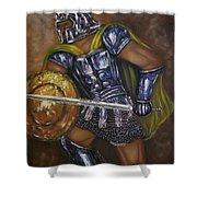 Armor Of God Ephesians  Shower Curtain