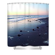 Arms Wide Open Shower Curtain
