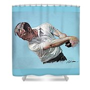 Arnold Palmer- The King Shower Curtain