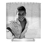 aro Shower Curtain